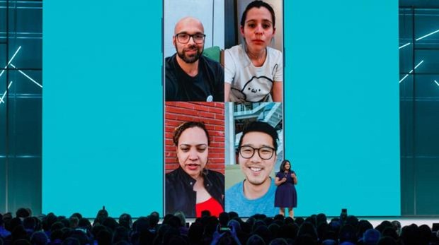 Las videollamadas grupales en WhatsApp anunciadas en la conferencia de Facebook F8 ya son una realidad