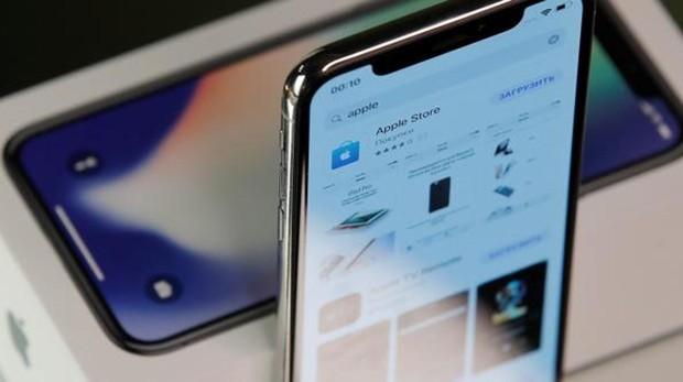 El modelo de iPhone X actual