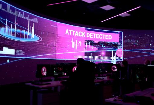 Centro de Ciberseguridad de T-Systems en Bonn