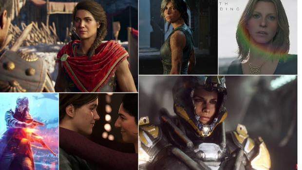 Los mejores videojuegos del E3 2018: de Halo a The Last of Us II hasta Cyberpunk 2077