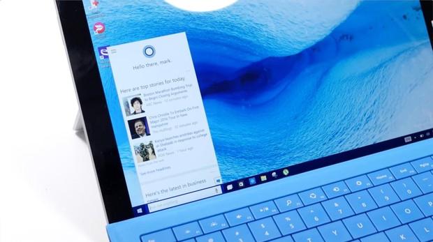El asistente virtual de Windows, Cortana, da acceso a toda la información del equipo por un fallo de seguridad