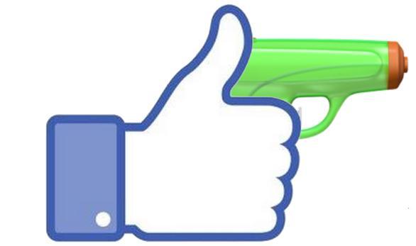 El «no a la guerra» de Facebook: prohibirá los anuncios de accesorios de armas