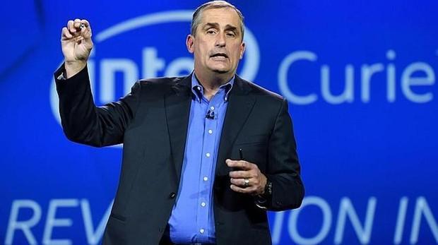Cesado el director ejecutivo de Intel por tener una relación con una persona de la empresa