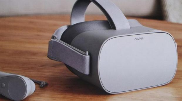 He probado las gafas de realidad virtual Oculus GO y ya no quiero volver