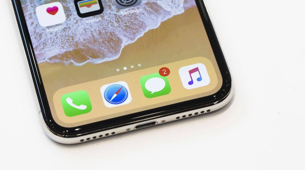 Apple patenta un iPhone con pantalla plegable