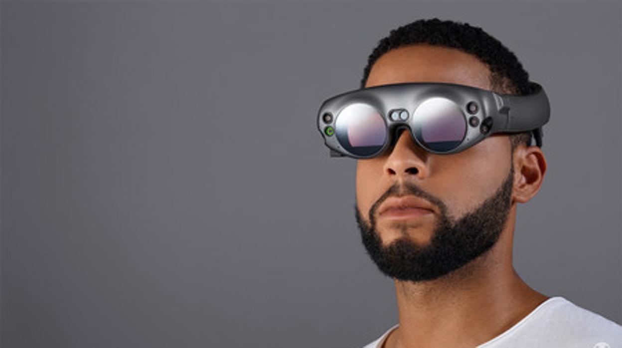 Magic Leap One, un proyecto secreto de casco de realidad aumentada, pone por fin fecha de llegada