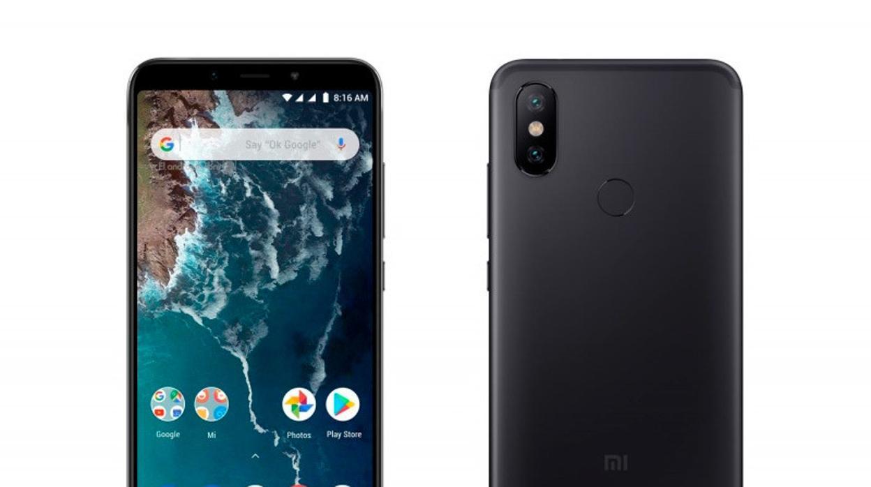 Así será el Xiaomi M1 A2