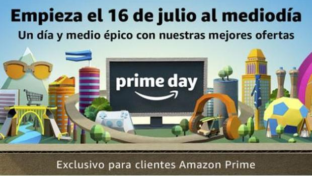 Las mejores ofertas de tecnología y electrónica del Amazon Prime day 2018