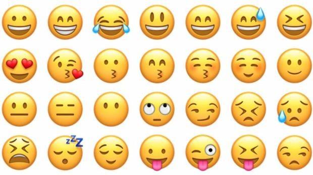 Estos son los diez «emojis» más utilizados (y alguno te sorprenderá)