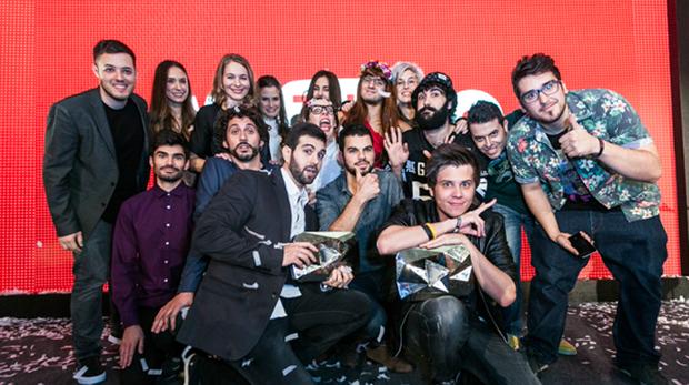 Algunos de los «youtubers» más famosos de España