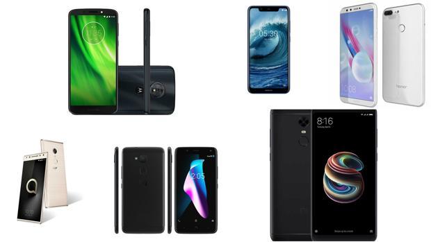 Los mejores móviles para los que quieren gastarse 200 euros