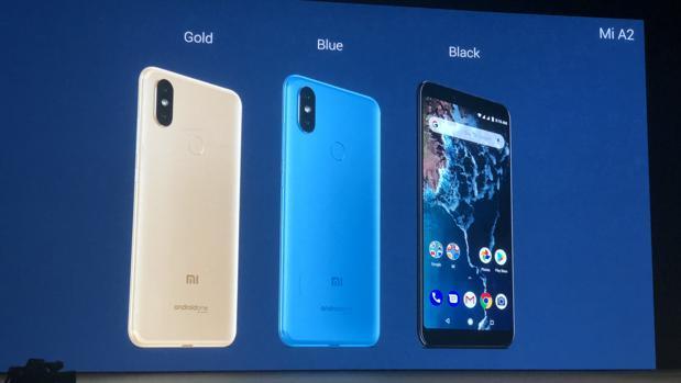 Así es el «rompeprecios» Xiaomi Mi A2: vuelve uno de los móviles más deseados