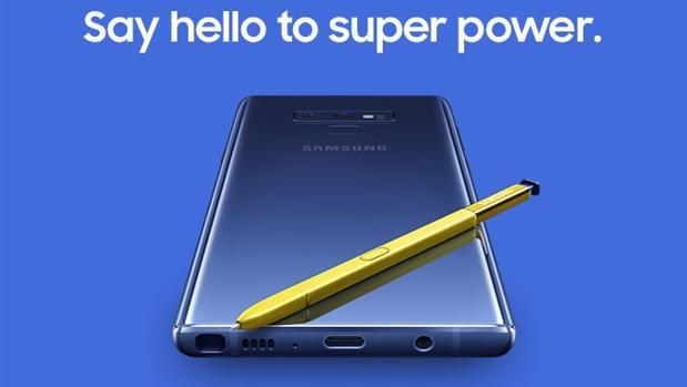 Samsung filtra por error el vídeo promocional del Galaxy Note 9