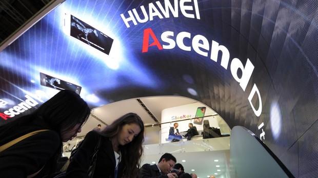 Huawei es una de las marcas chinas en el punto de mira de los gobiernos