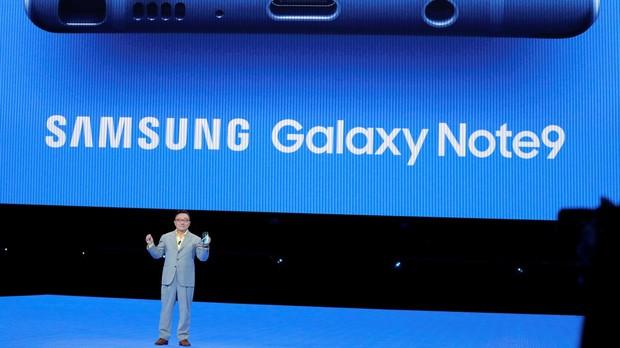 DJ Koh, responsable de Samsung