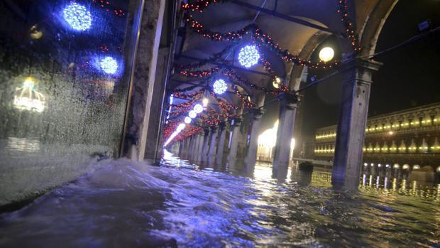 Las inundaciones podrían dañar las infraestucturas de cables y centros de datos