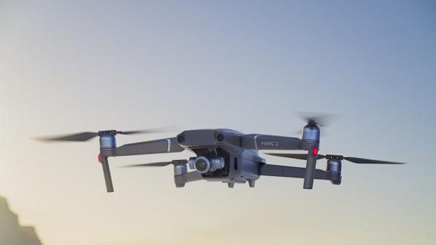 DJI Mavic 2: un drone plegable de tremenda cámara