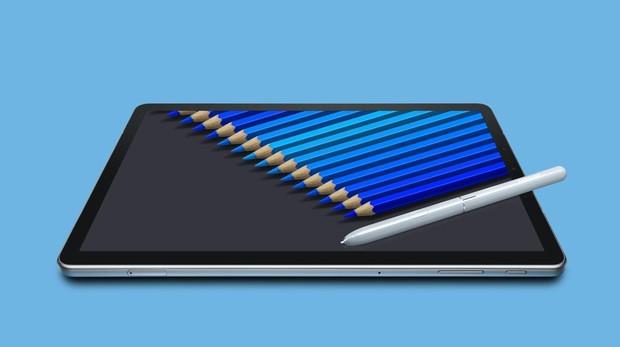 Samsung Galaxy Tab S4: la tableta profesional para ver doble