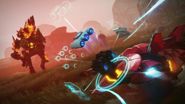 Una hora con «Starlink: Battle for Atlas», un próximo videojuego que une lo virtual con lo físico