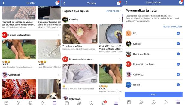 Facebook trae a España Watch, su anti YouTube