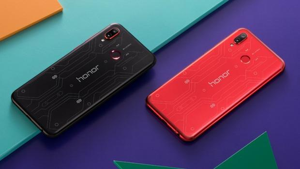Honor Play: un «smartphone» para «gamers» que aspira a robar terreno a Xiaomi