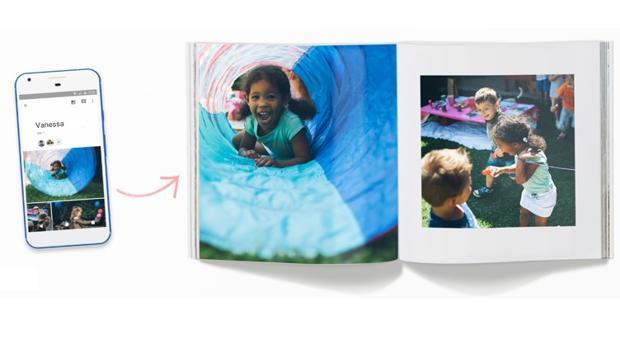 Google apuesta por el papel: llega Photo Book para imprimir tus fotografías