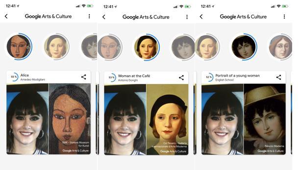 ¿Tienes un doble en alguna obra de arte? Google te lo dice con un «selfie»