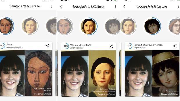 Google Art Selfie: tu parecido razonable puede servir para algo más que un juego