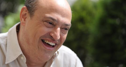 Eric Frattini, escritor y periodista