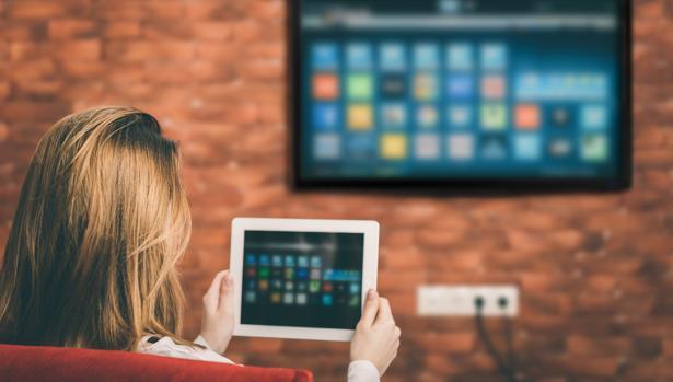 Un mundo cada vez más conectado con las televisiones «Smart TV»