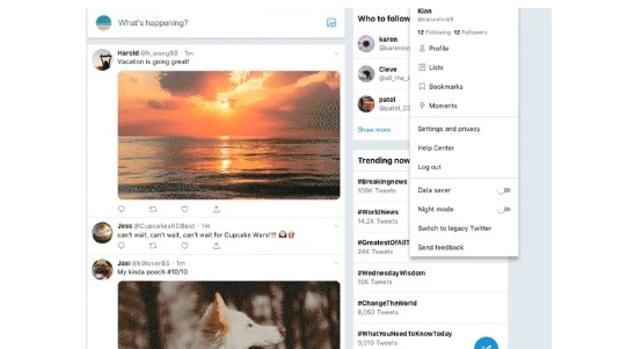 Twitter prepara un gran cambio de diseño en los ordenadores