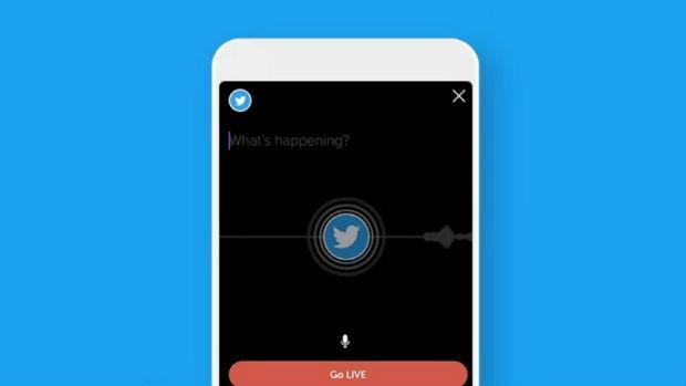 El audio en directo llega a Twitter