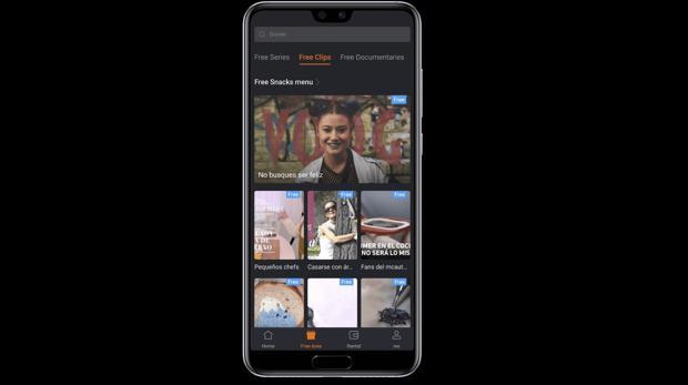 Huawei Video: así es la alternativa a Netflix y HBO