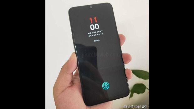 OnePlus 6T tendrá lector de huellas en la pantalla