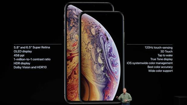 iPhone XS y iPhone XS Max: Apple cierra el círculo de los móviles «todo pantalla»
