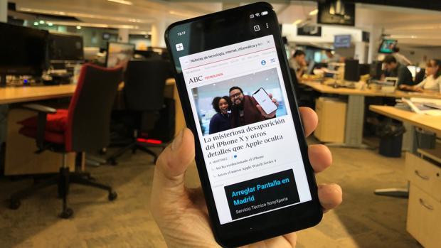 Probamos Xiaomi Mi 8: a vueltas con un clon del iPhone X