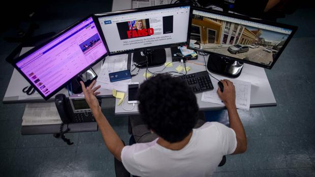Cómo detectar «fake news» en internet