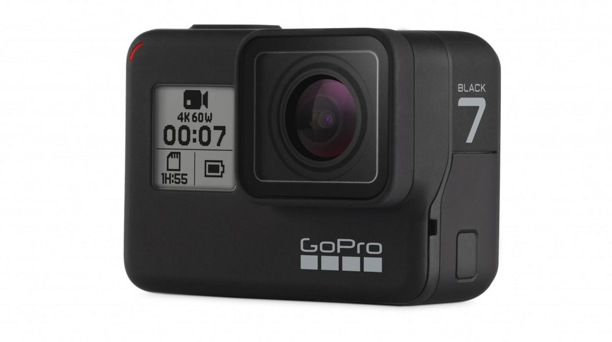 GoPro HERO7 Black manda al baúl de los recuerdos el estabilizador