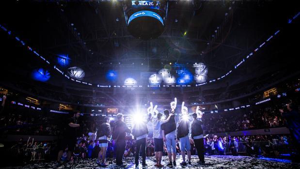 Los «eSports» son competiciones de videojuegos electrónicos