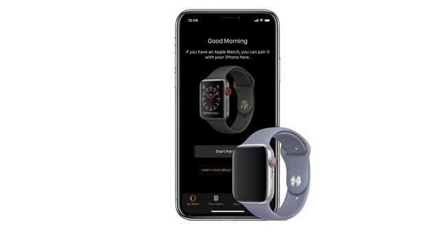 Como configurar tus datos móviles en el Apple Watch