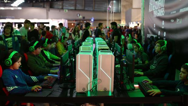 Madrid recupera la mayor feria de videojuegos de España