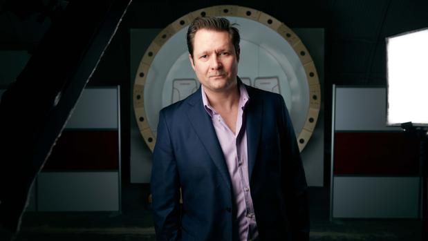 Dirk Ahlborn, CEO de Hyperloop Transportation Technologies