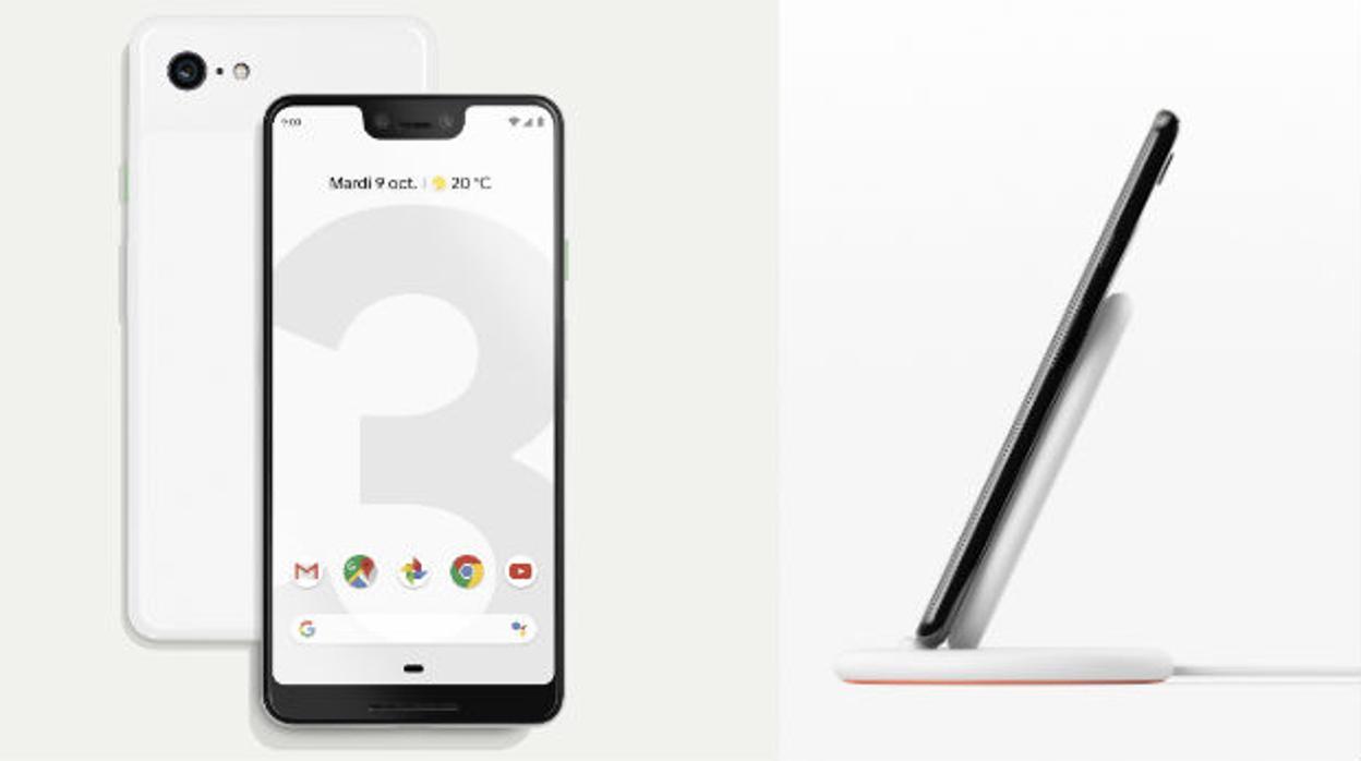 Así son los Pixel 3 y Pixel 3 XL, la apuesta de Google contra el iPhone XS