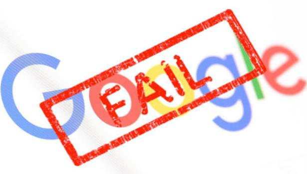 Los fracasos más sonados de Google
