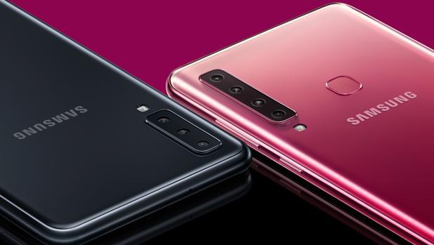 Samsung Galaxy A9: el primer «smartphone» con cuatro cámaras traseras para la generación Instagram
