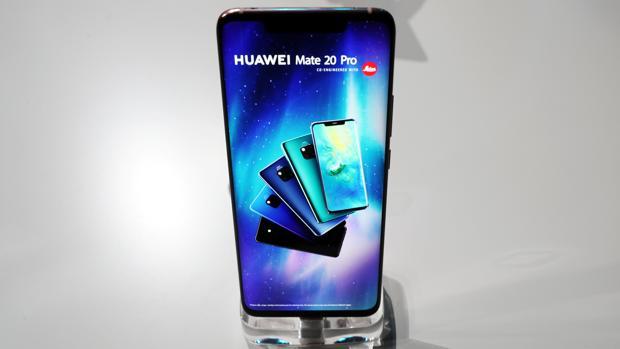 Huawei Mate 20 Pro: más rápido, más potente y más inteligente