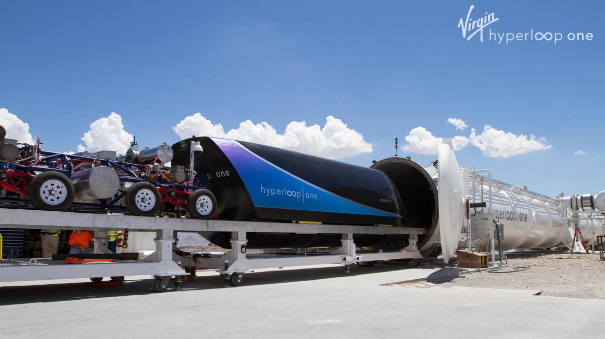 Arabia Saudí se queda sin Hyperloop