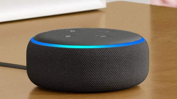 Echo Dot es el modelo más económico de la familia