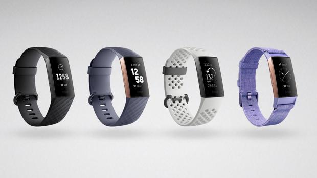 Charge 3, la nueva pulsera de Fitbit sumergible y con batería para siete días