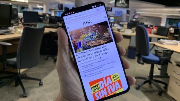 OnePlus 6T: un móvil con lo mejor de la gama alta, pero a la mitad de precio
